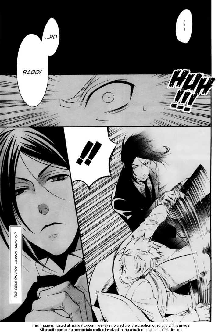 Kuroshitsuji 41 Page 2