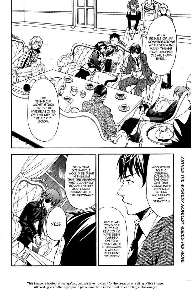 Kuroshitsuji 44 Page 2