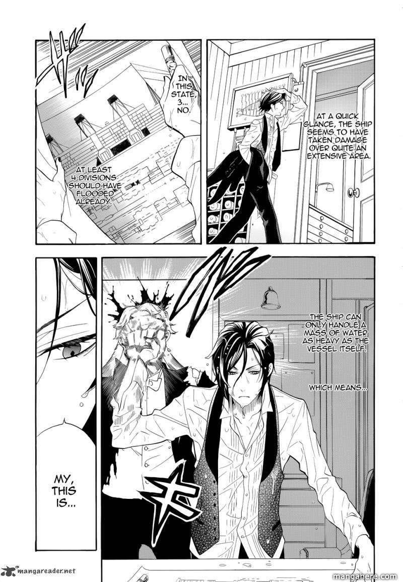 Kuroshitsuji 56 Page 24