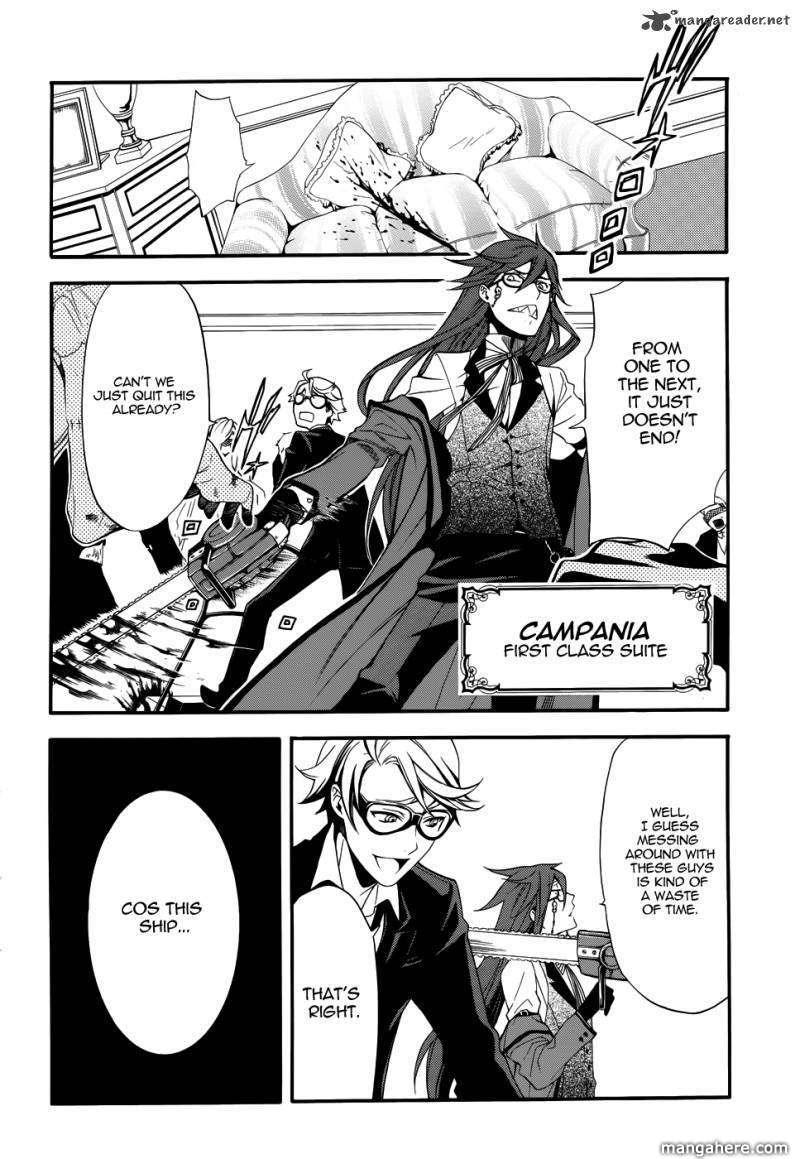 Kuroshitsuji 56 Page 25