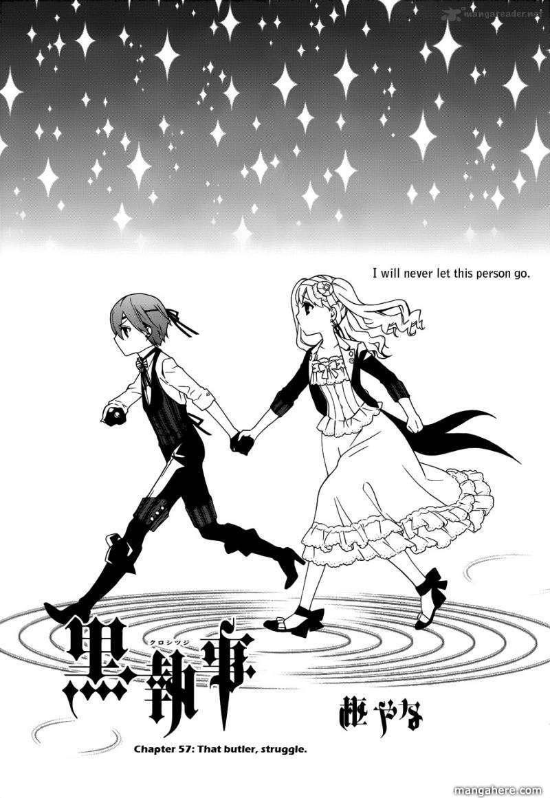 Kuroshitsuji 57 Page 1