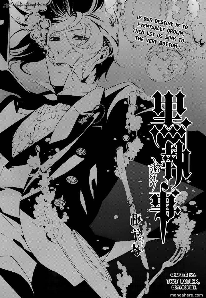 Kuroshitsuji 59 Page 2