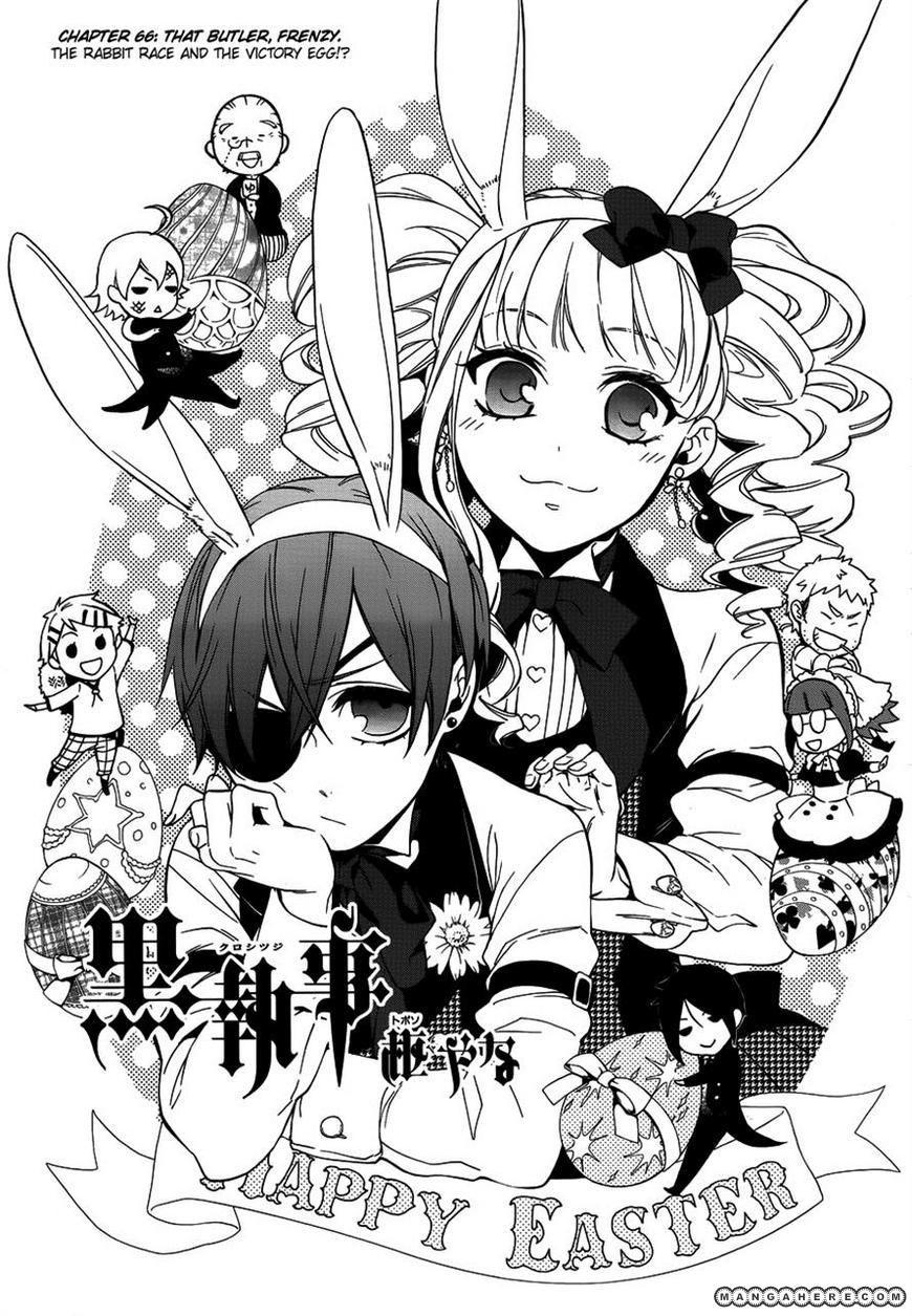 Kuroshitsuji 66 Page 1