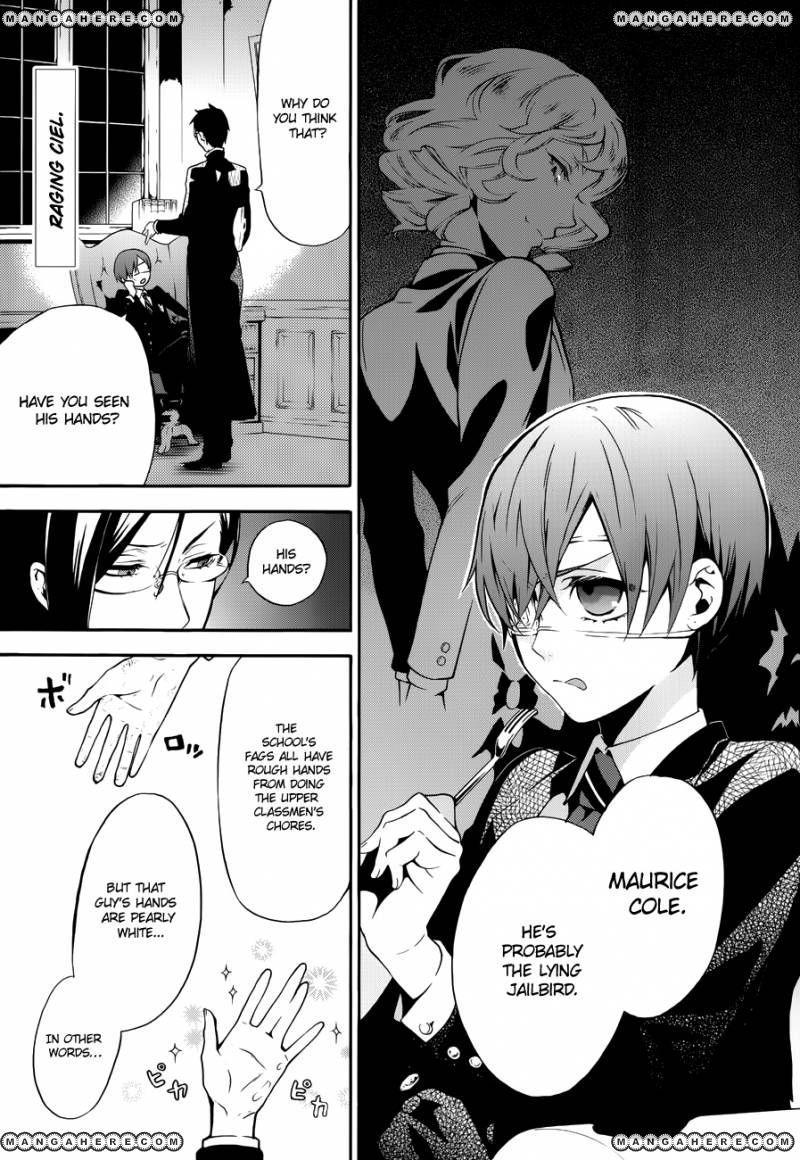 Kuroshitsuji 70 Page 2
