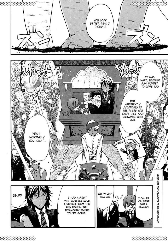 Kuroshitsuji 71 Page 2