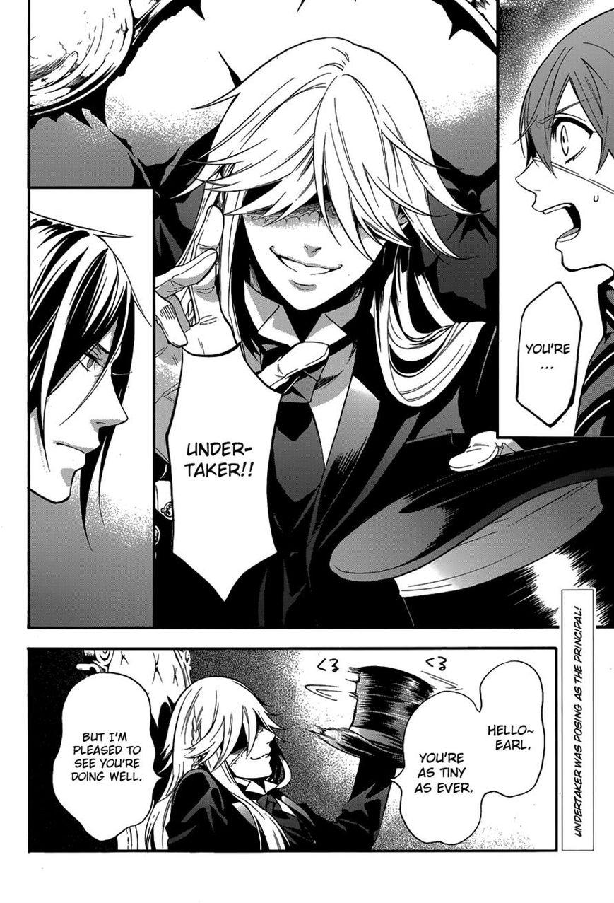 Kuroshitsuji 83 Page 2
