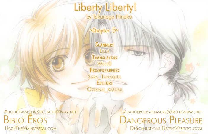 Liberty Liberty! 5 Page 1