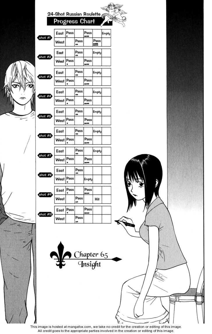 Liar Game 65 Page 1