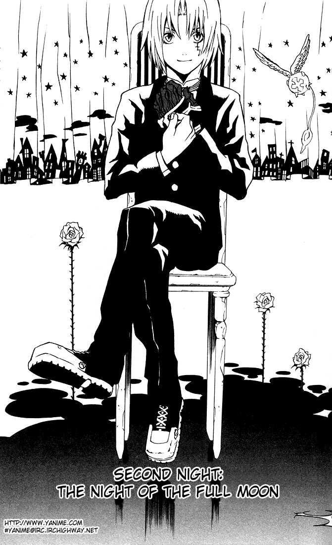 D.Gray-man 2 Page 3