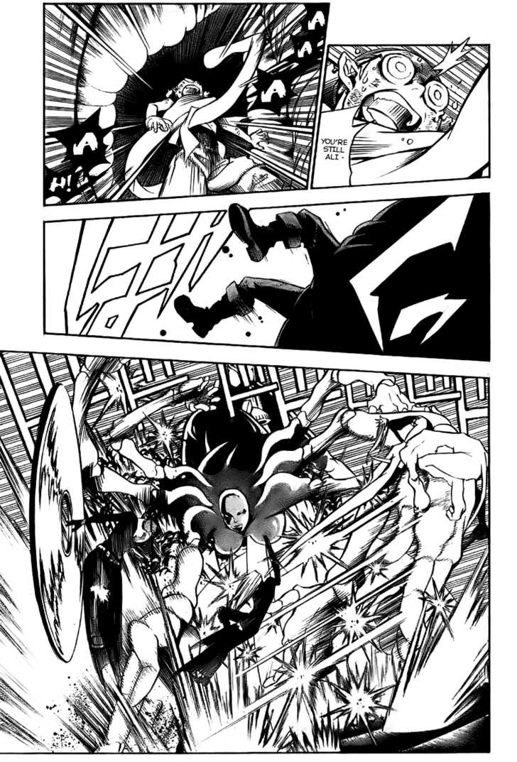 D.Gray-man 144 Page 3