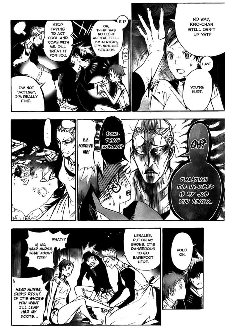 D.Gray-man 148 Page 2