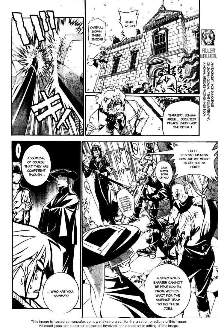 D.Gray-man 183 Page 2
