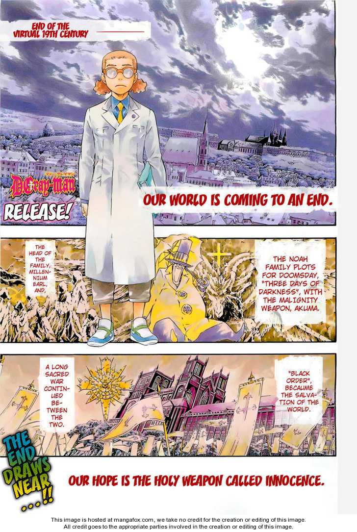 D.Gray-man 188 Page 2