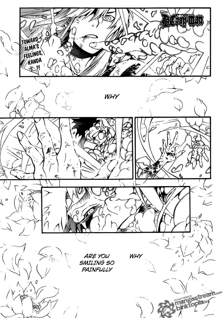 D.Gray-man 199 Page 1