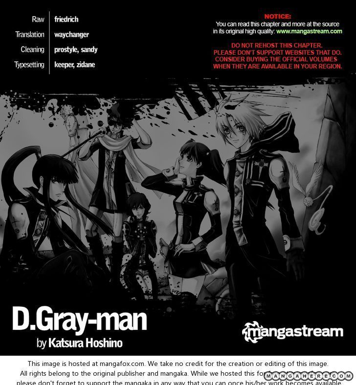 D.Gray-man 209 Page 2