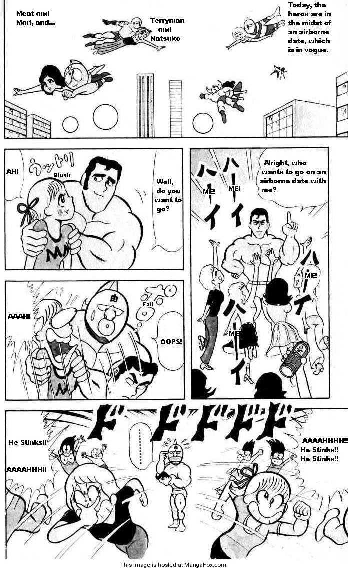 Kinnikuman 5 Page 2