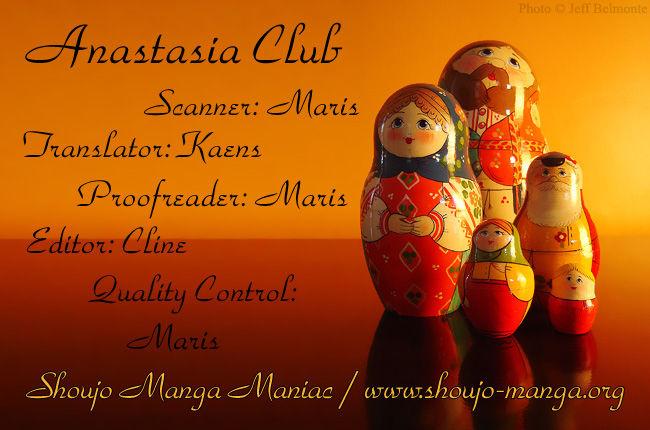 Anastasia Club 19 Page 1