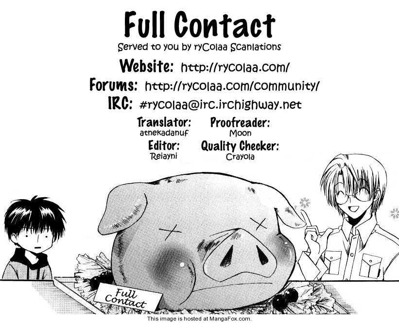 Full Contact 3 Page 1