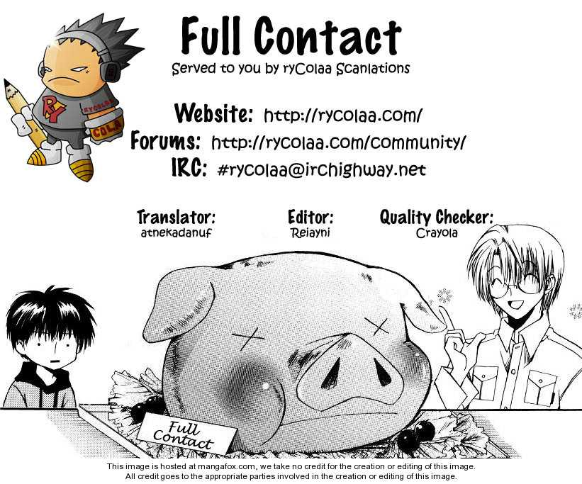 Full Contact 4 Page 1