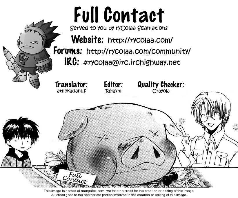 Full Contact 5 Page 1