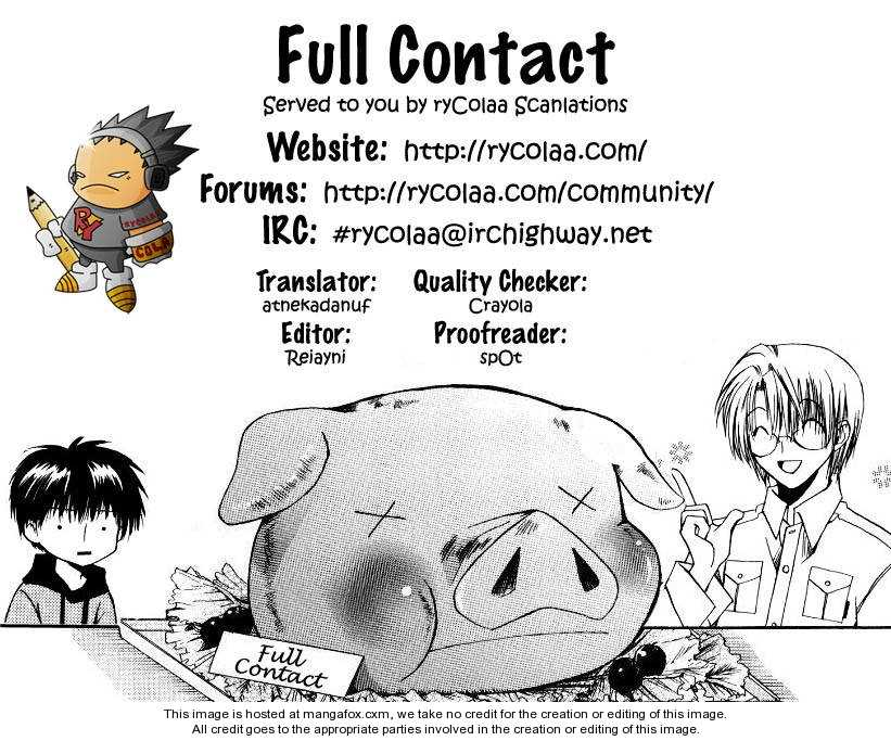 Full Contact 7 Page 1