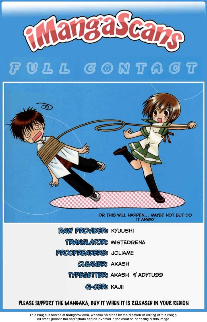 Full Contact 16 Page 1