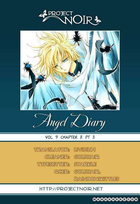 Angel Diary 1 Page 1