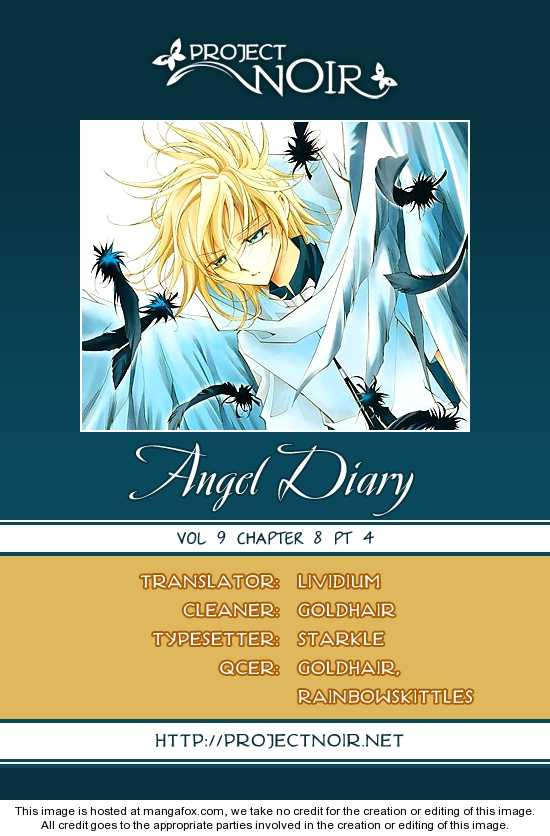 Angel Diary 2 Page 1