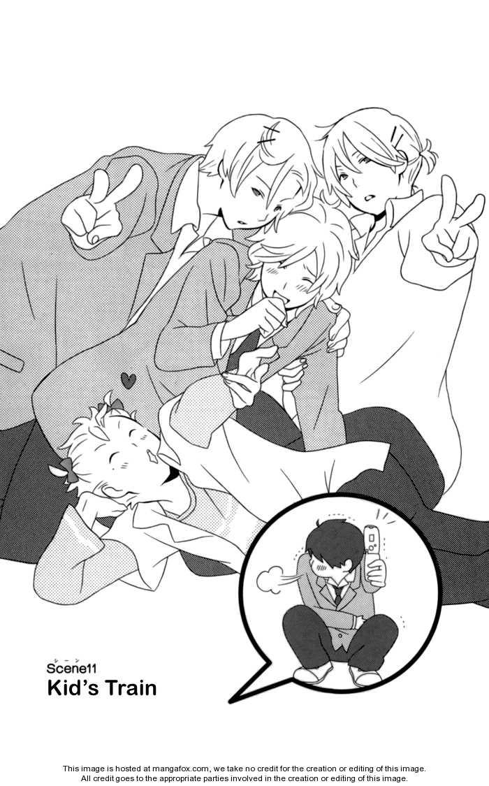 Kimi to Boku 11 Page 3