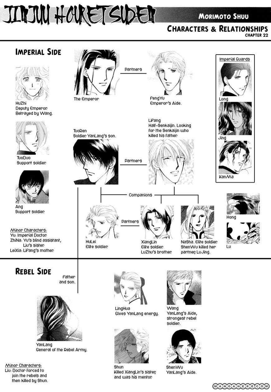 Jinjuu Houretsuden 22 Page 2