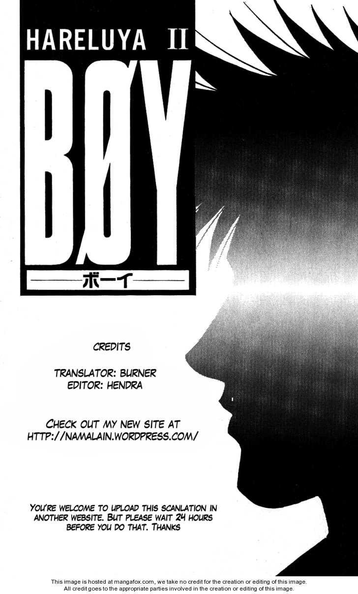 Hareluya II Boy 34 Page 1