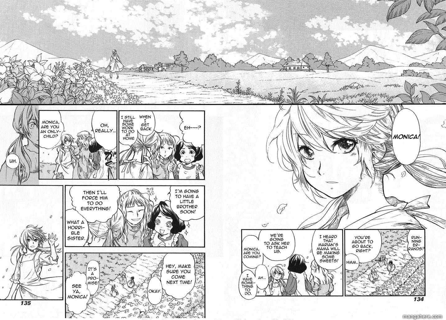 Roman (KATSURA Yukimaru) 8 Page 3