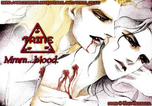 Yoake no Vampire 1.1 Page 1