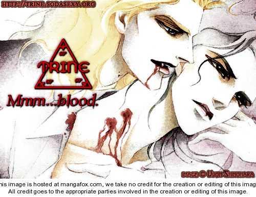 Yoake no Vampire 2.2 Page 1