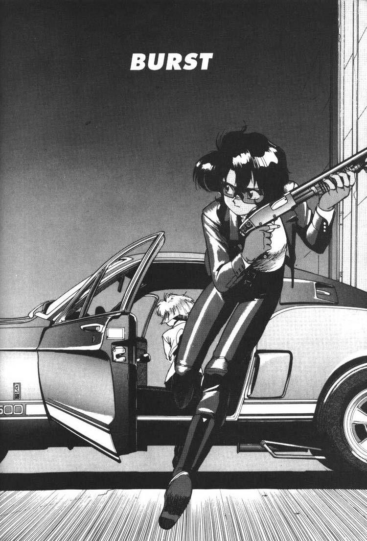 Gunsmith Cats 5 Page 1