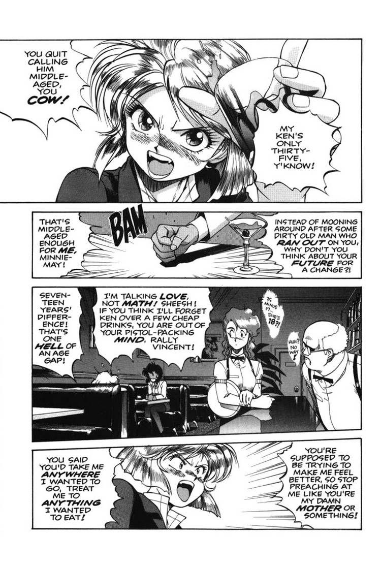 Gunsmith Cats 9 Page 2