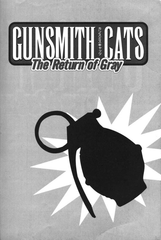 Gunsmith Cats 13 Page 2