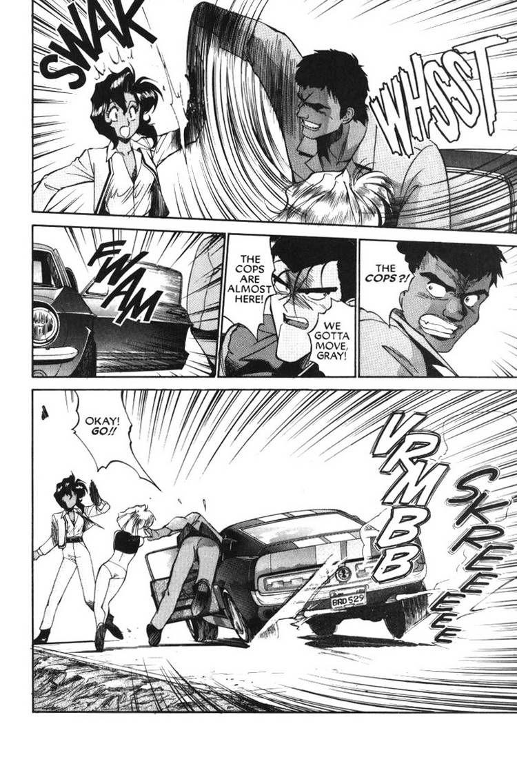 Gunsmith Cats 20 Page 3