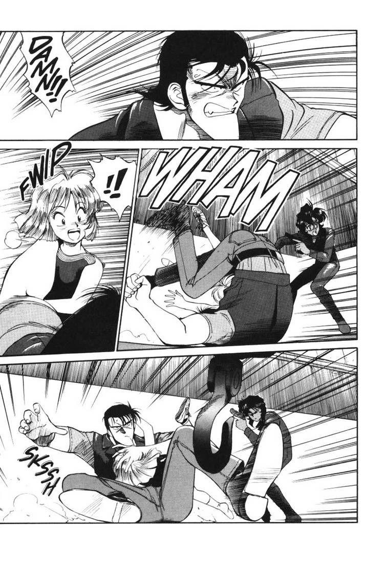 Gunsmith Cats 21 Page 2