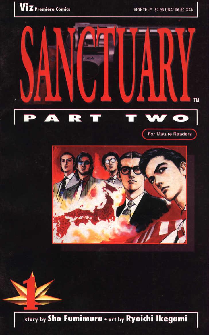 Sanctuary 1 Page 1