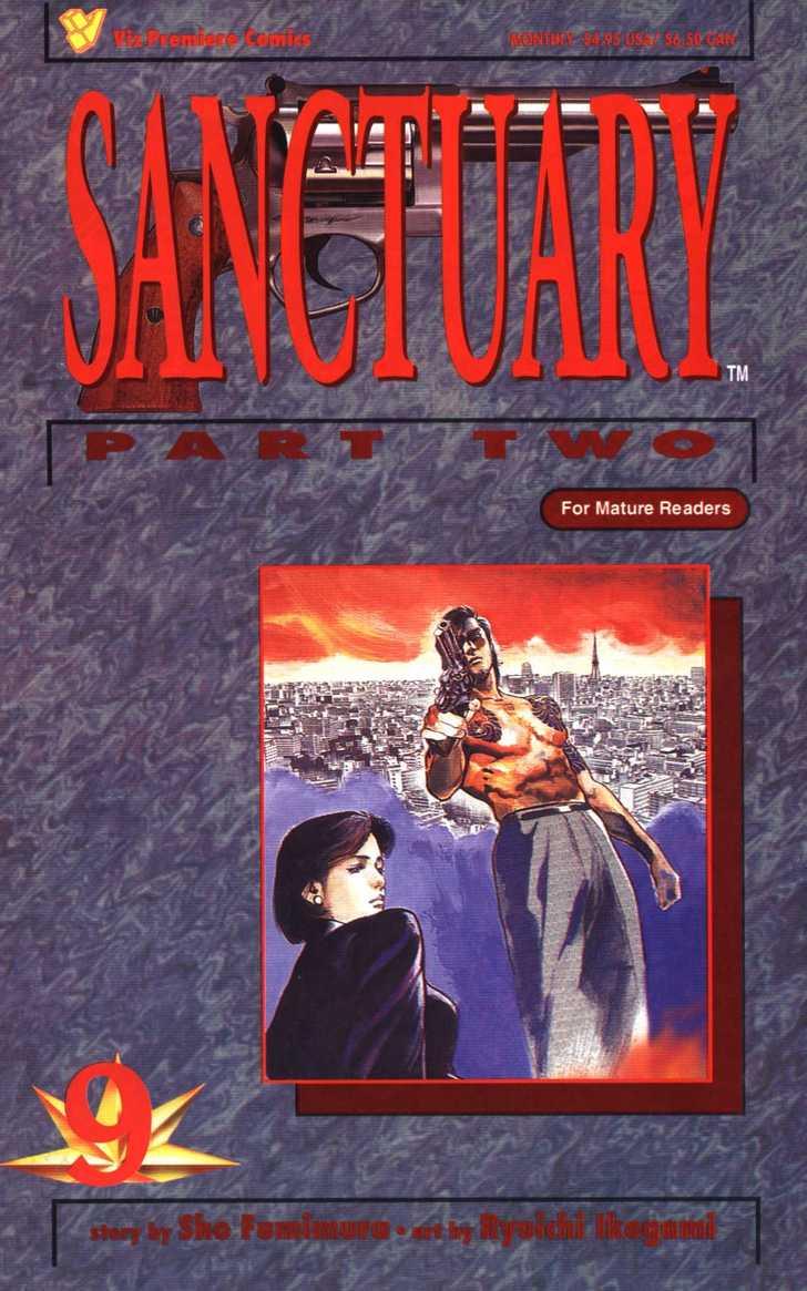 Sanctuary 24 Page 1