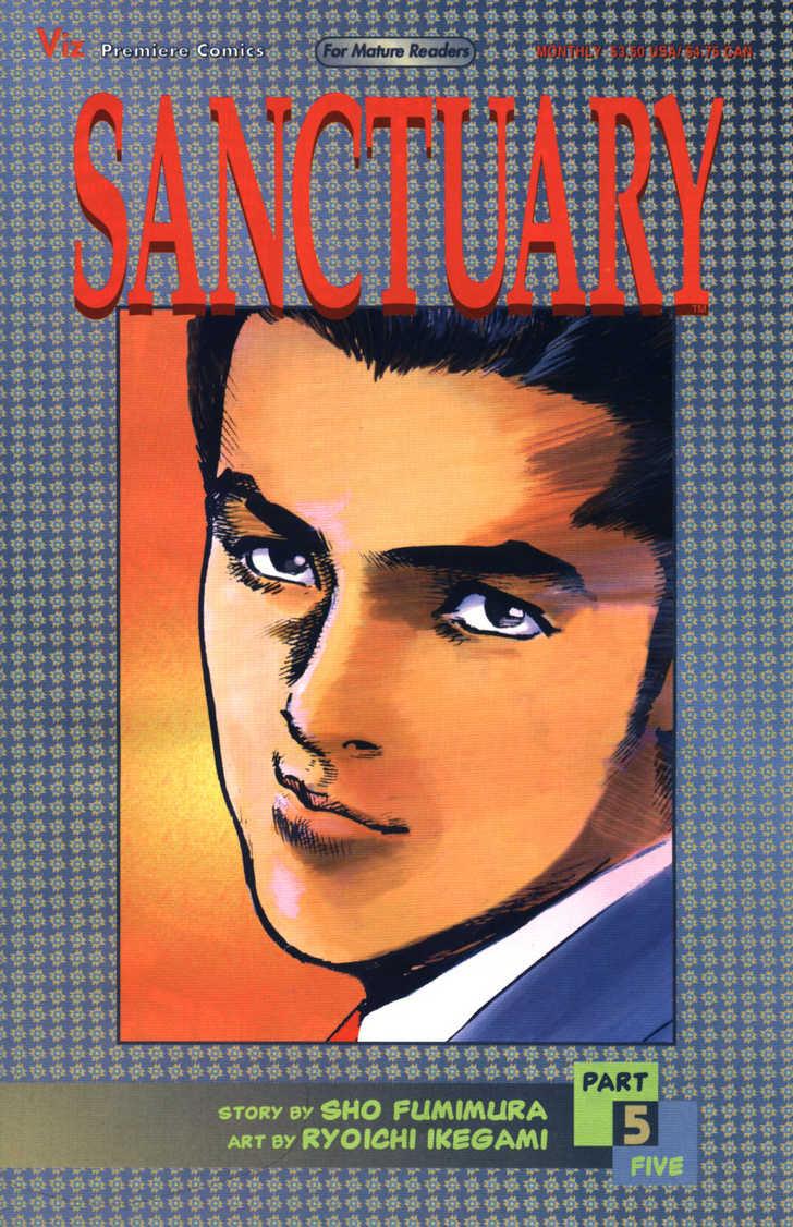 Sanctuary 9 Page 1