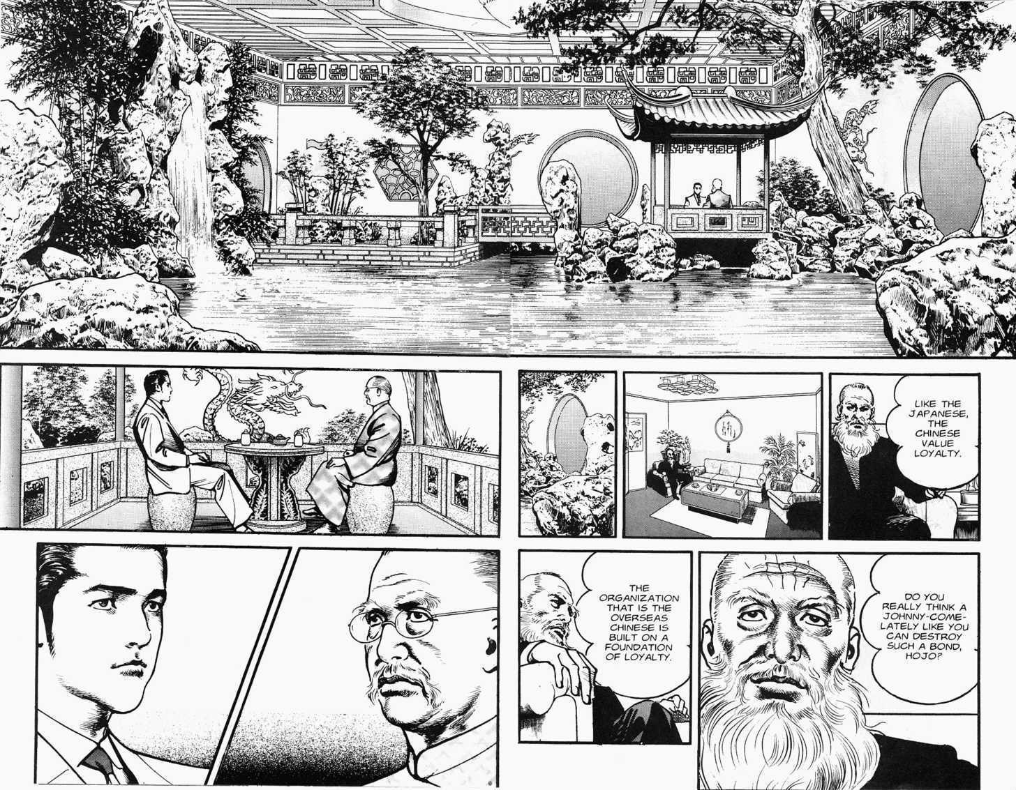 Sanctuary 22 Page 2
