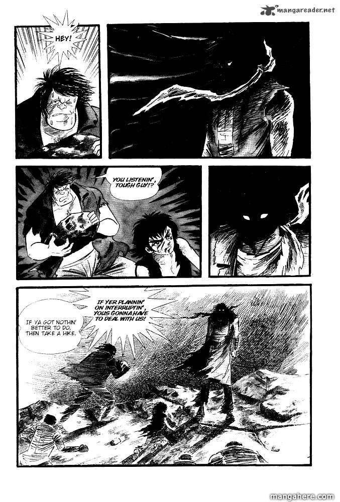 Violence Jack 14 Page 1