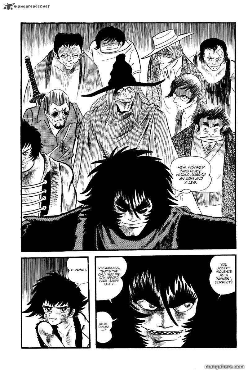 Violence Jack 16 Page 1