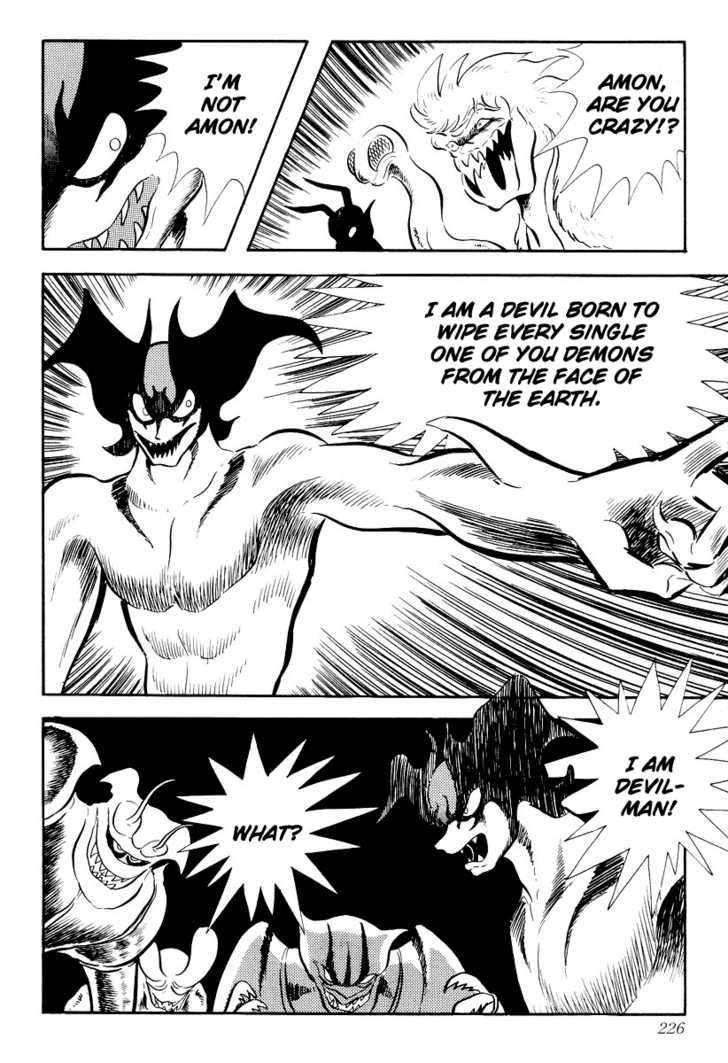 Devilman 5 Page 3
