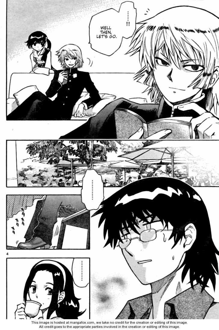 Zettai Karen Children 155 Page 4