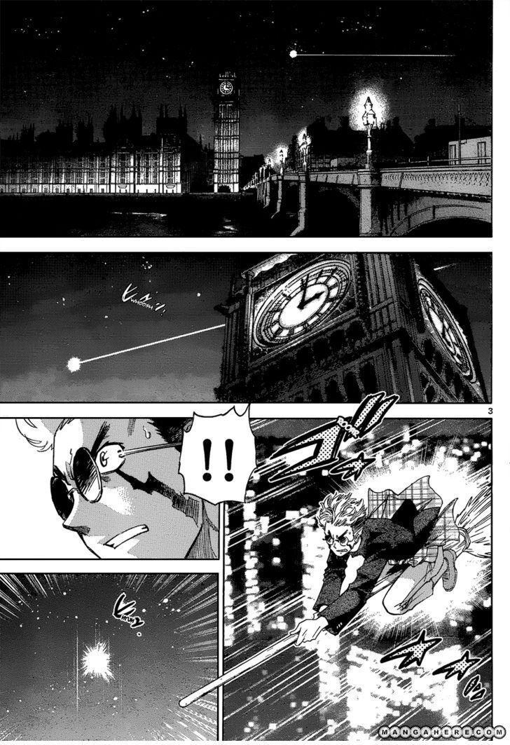 Zettai Karen Children 272 Page 3