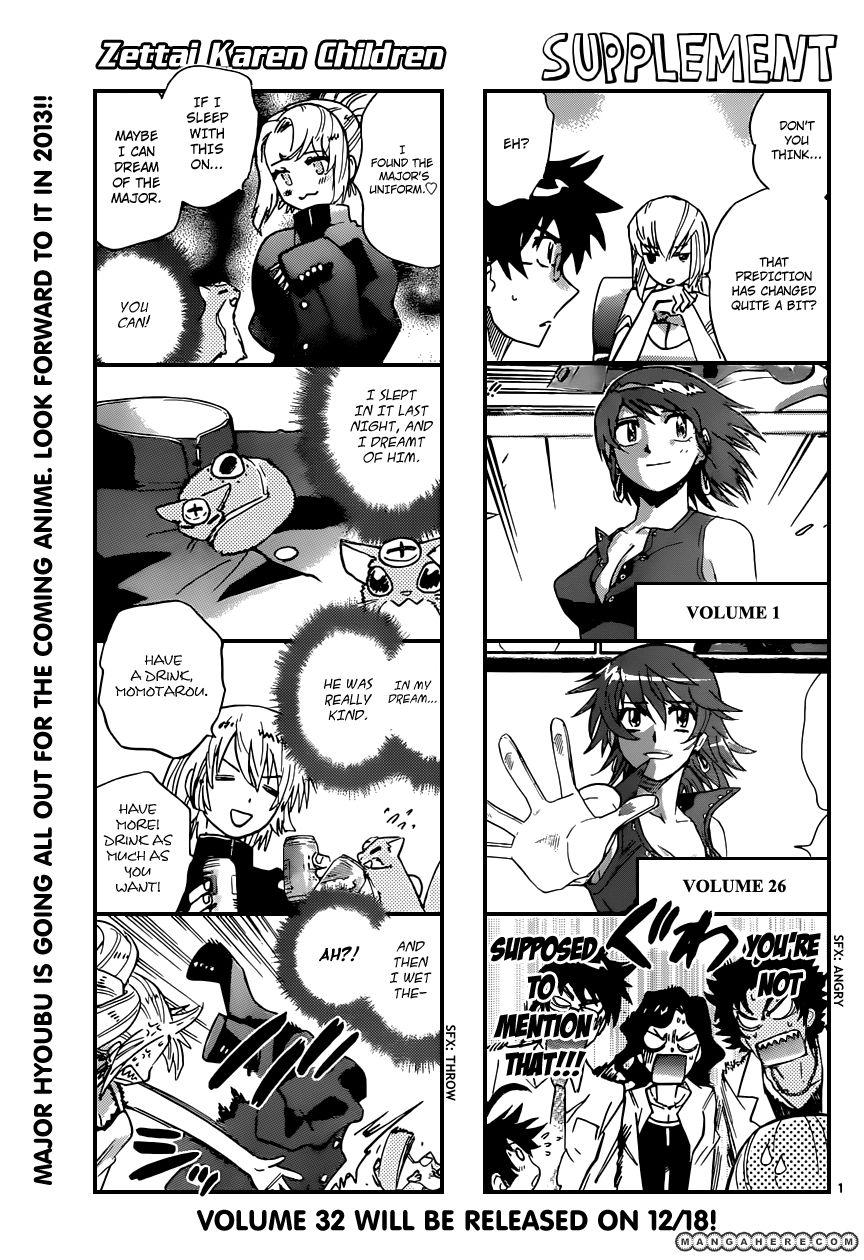 Zettai Karen Children 325 Page 1