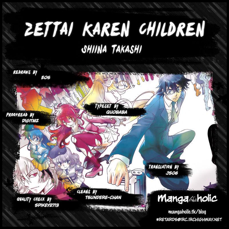 Zettai Karen Children 352 Page 2